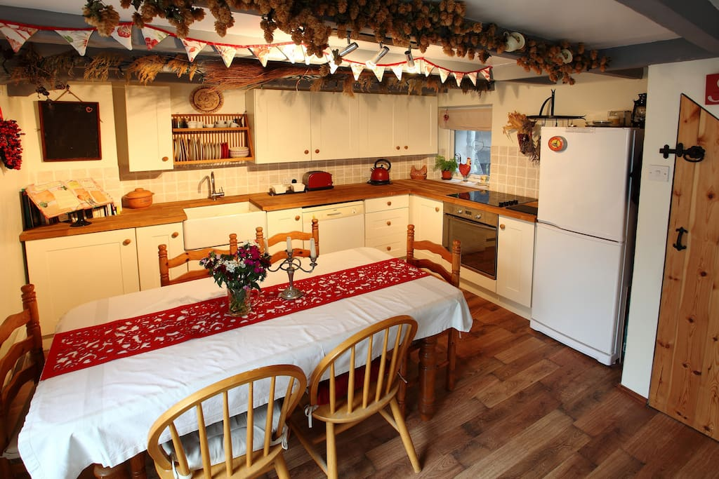 Traditional Fisherman's Cottage