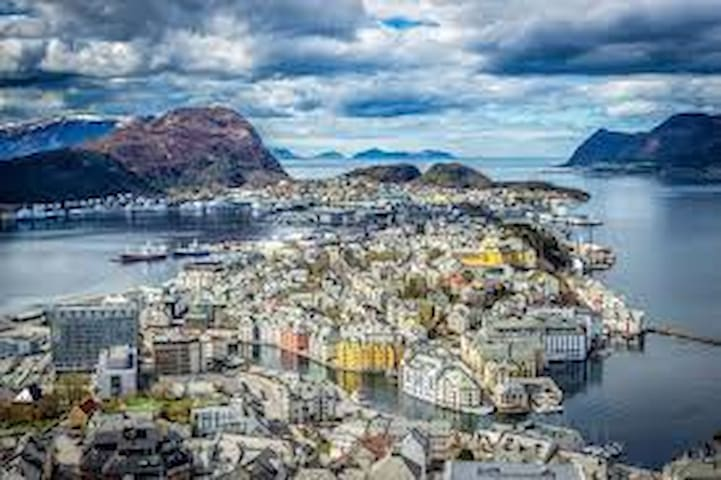 Perfect for families and adventure - Alesund - Casa