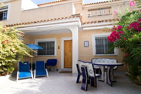 Villa in Estrella de Mar, close to beach and pool - Cartagena - House