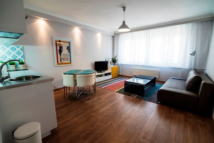 Brand new flat near Buda Castle - Boedapest - Appartement