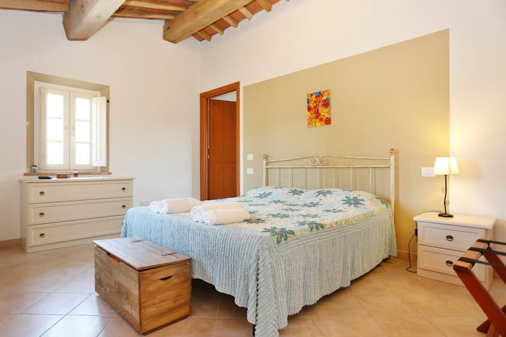 Peaceful B&B ALLORO ( CAPANNORI AREA)