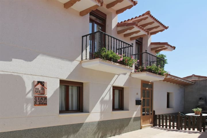 """Casa Rural """"El Rincon del Sosiego"""" - Guijosa"""