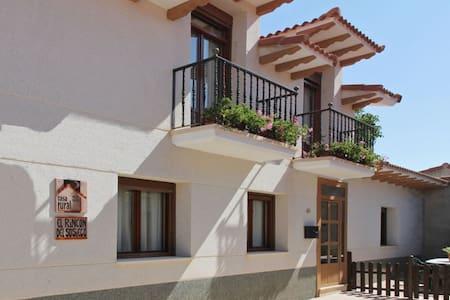 """Casa Rural """"El Rincon del Sosiego"""" - Guijosa - Talo"""