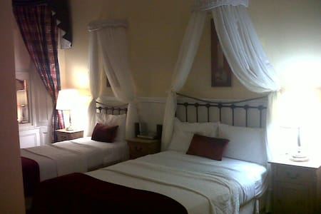Double/ 2 twin beds 4* The Old Bank - Bruff  - Bed & Breakfast