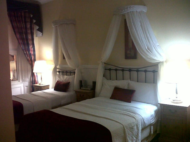 The Old Bank B&B Double or Twin Room