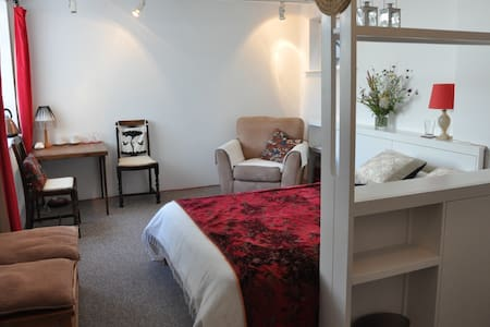 Gorgeous Seafront KempTown Room - Brighton - Lejlighed