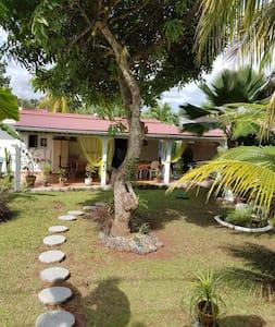 Charmante  Villa  avec Jardin  Zen - Petit Bourg