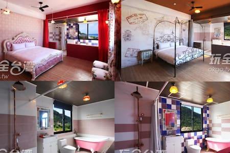 綠島 Seaview Double Room(海景雙人房) - 台東縣