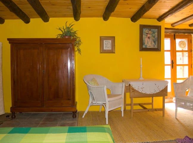 studio in 400 Jahr altes Bauernhof - Teror - Rumah