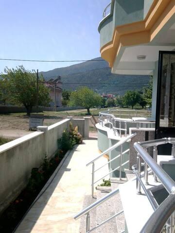 Villa Ömür ( 1+1 Daire) - Ocaklar Belediyesi - Apartment