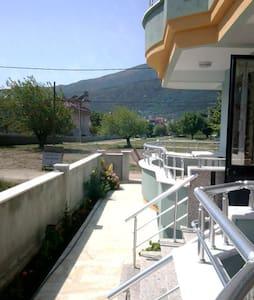 Villa Ömür ( 1+1 Daire) - Ocaklar Belediyesi