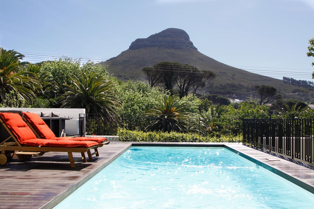 Sunny And Central Garden Cottage Houses For Rent In Cape Town Western Cape South Africa
