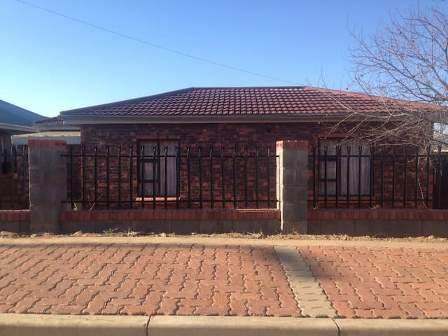 Well furnished and clean private home in Maseru.