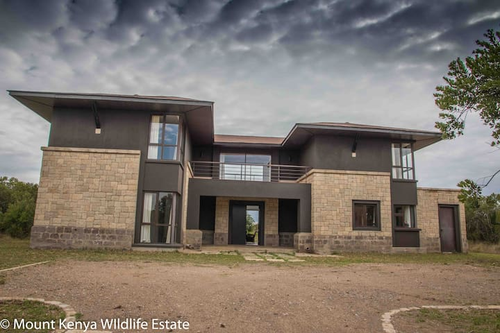 Villa in the Wild, Mount Kenya Wildlife Estate #51