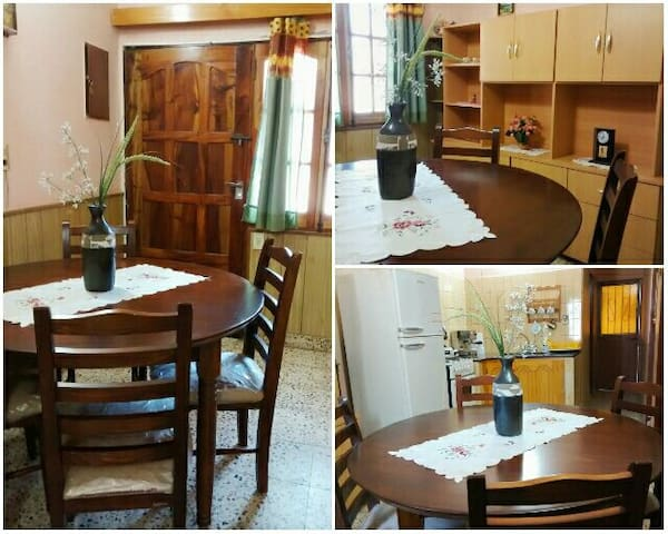 Apartamento para 4 personas - Termas de Río Hondo - Appartement