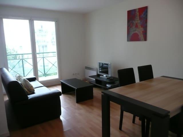 Nice flat in Lille - Lille - Leilighet