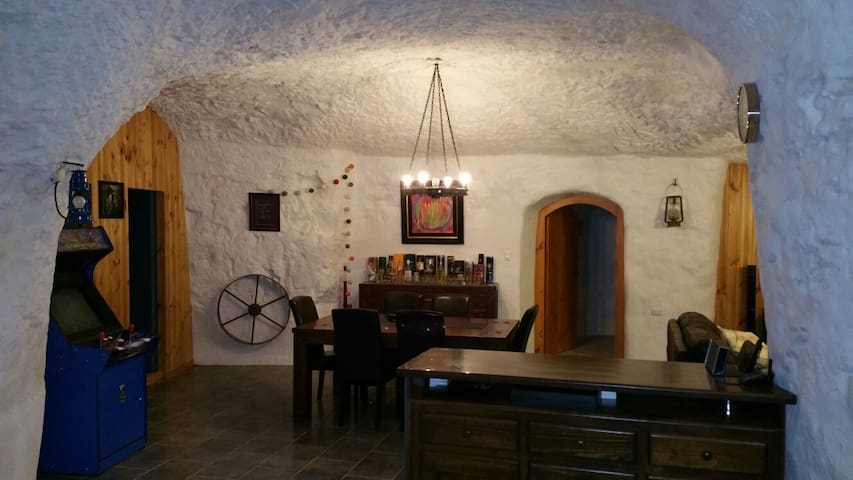 Unique Underground Home