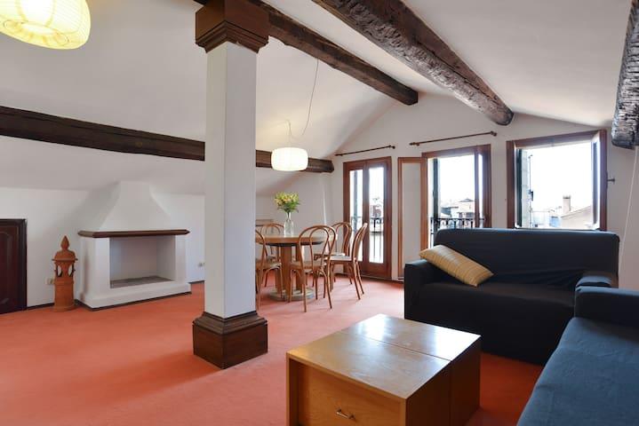 Mansarda San Polo - Venedig - Wohnung