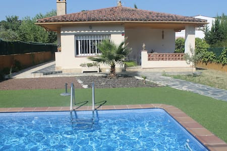 Family-friendly house Costa Brava - Vidreres