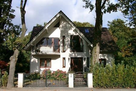 Idyllisch gelegene Ferienwohnung - Schwerin