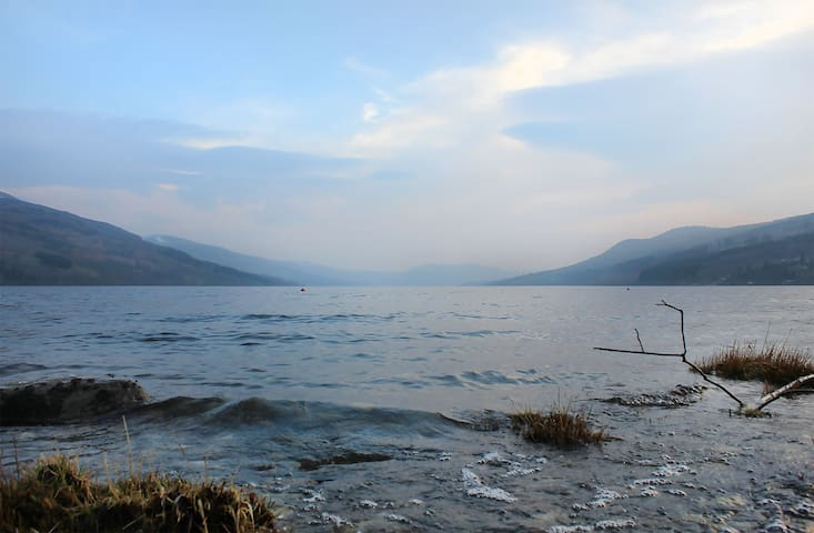 Boreland Loch Tay Shared Bunkhouse