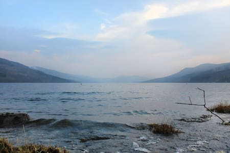 Bunkhouse with amazing Loch views - Fearnan - Outros