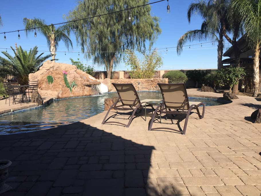Pool & Lounge Chairs (spring & summer)