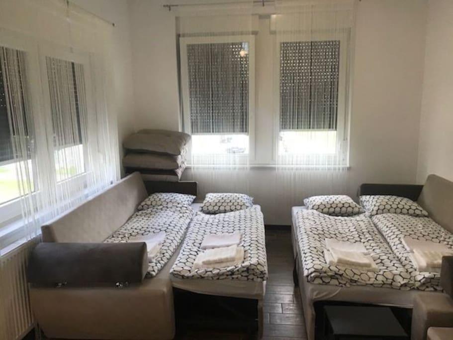 Apartman KUPA