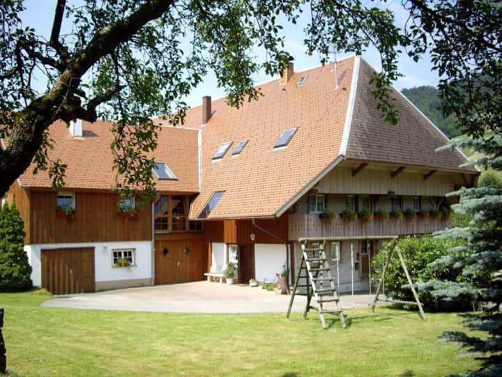 Moderne Ferienwohnung mit 90 m²