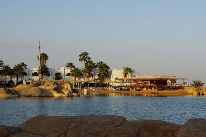 Domina Coral Bay - Studio Sea View - Sharm El-Sheikh - Apartment