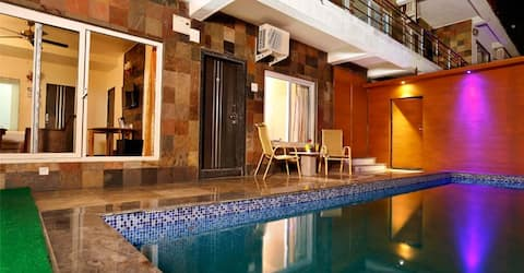 Aqua Suite -2 Bed rooms with Private Swimming pool