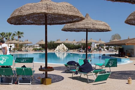 Domina Coral Bay - Studio Sea View - Sharm El-Sheikh - Apartment