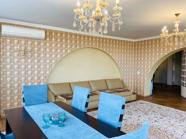Welcome to Almaty😀 Qazaq suite apartment