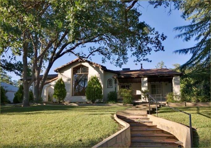 Historic Adams House, -Mariposa - Mariposa - Casa