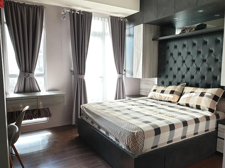 BNR Puri Orchard Apartment 18 min to Airport CGK