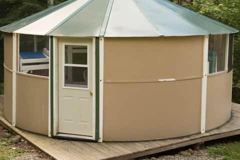Bunkhouse Yurt sur les fourches Kennebec et Ouest
