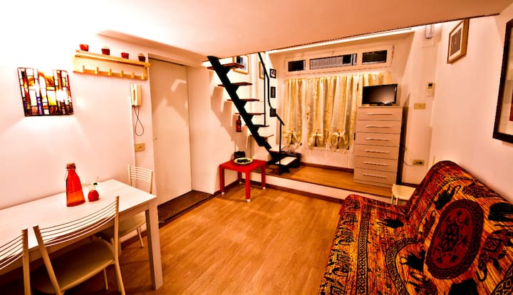 Cozy Loft near Piazza Navona