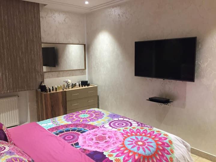 Logement appart-hôtel super lux