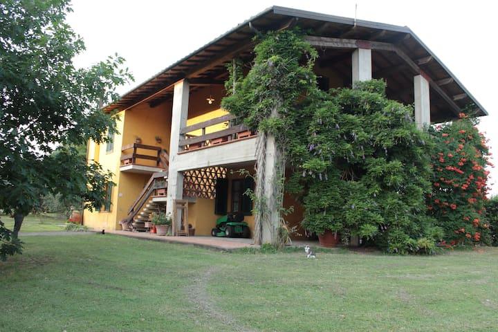 Casa campagna a Montecarlo di Lucca - Montecarlo - Hus