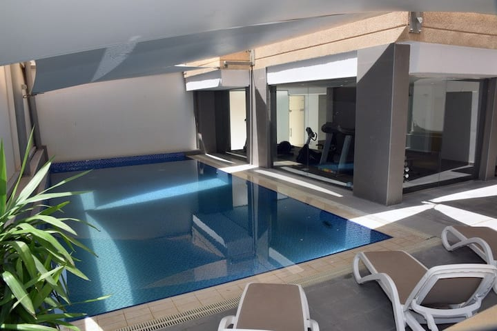 Oasis 2- code hotel apartments mahboula