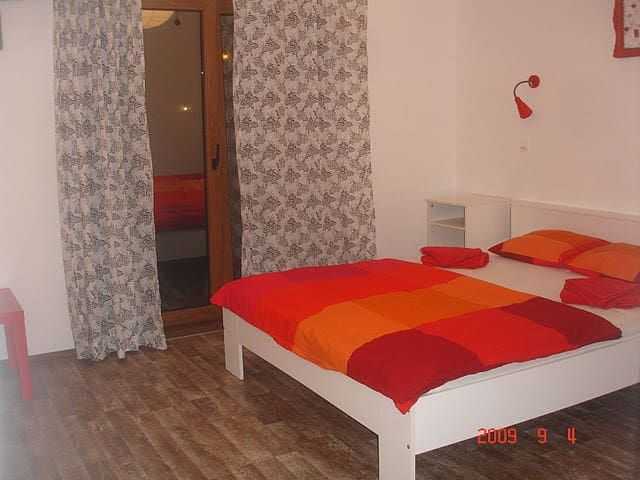 Spacious room near the beach - Vama Veche - Ház