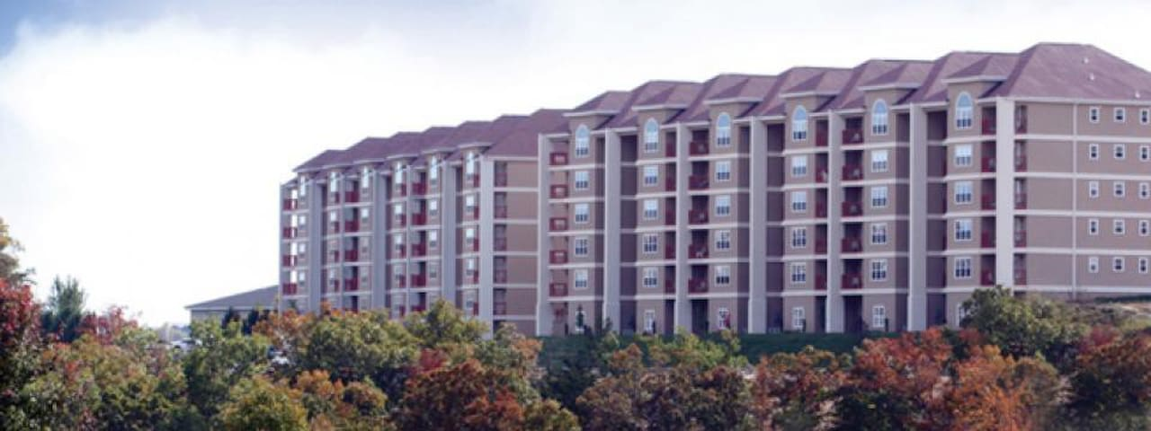 Wonderfully Located 1BR Condominium - Branson - Apartmen