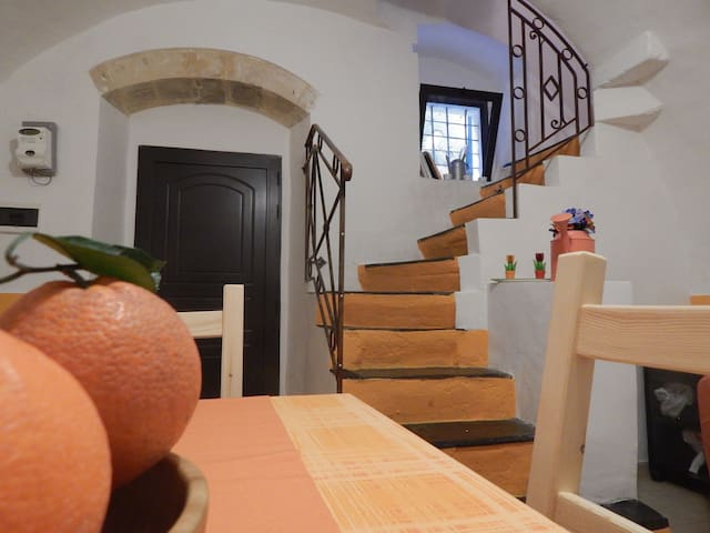 Casa Xiumè Orange Romantica - Ragusa - Casa