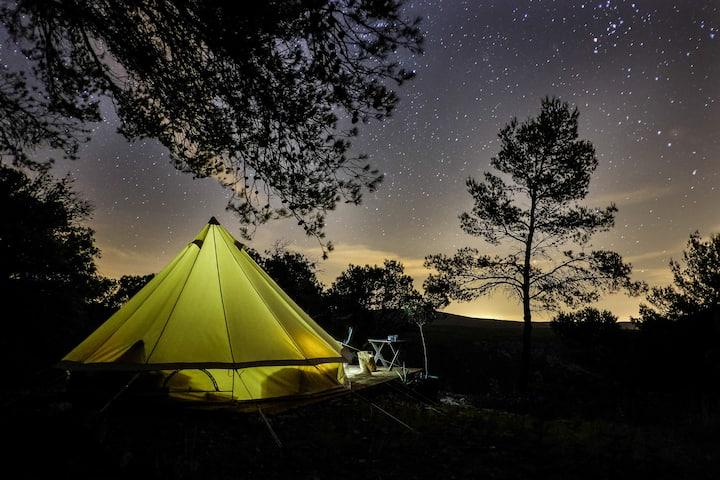 tente 1001 nuit
