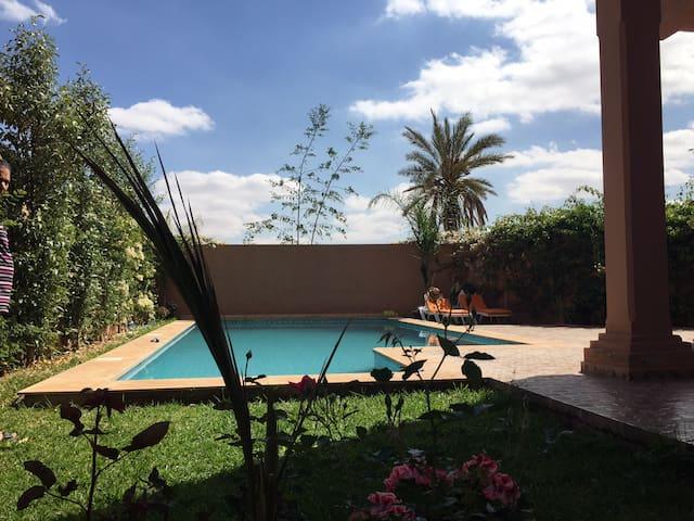 B&B avec piscine à 10min du centre - Marrakech - Bed & Breakfast