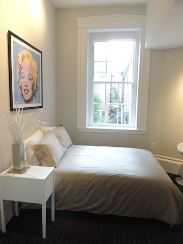 Charming & Stylish Studio on Beacon Hill #6 - Boston - Apartment