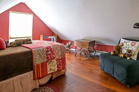 Suite Cochitta @ Cali Cochitta B&B - Moab - Bed & Breakfast