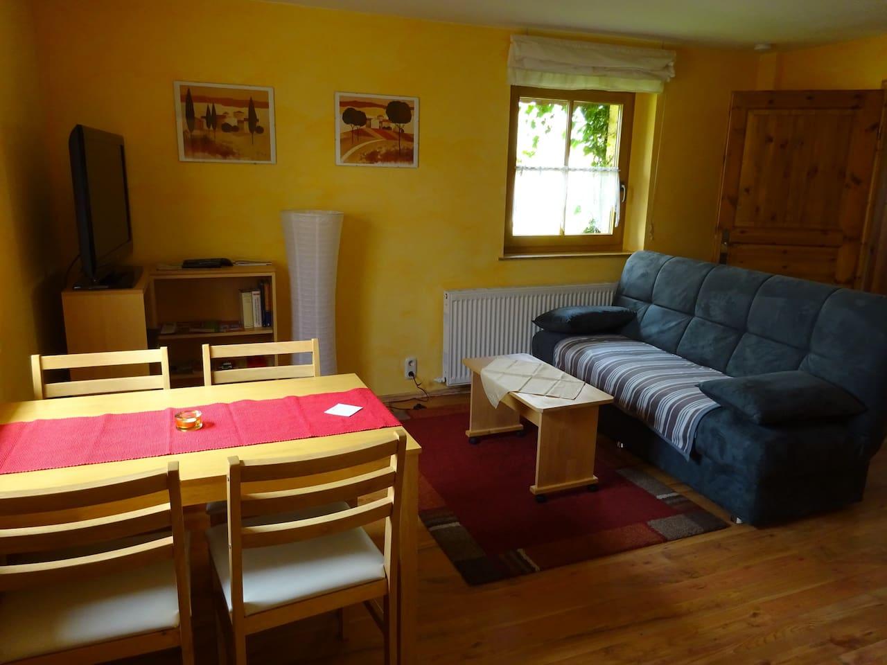 Apartment 2 Räume ruhige Stadtrandlage - Wohnungen zur Miete in ...