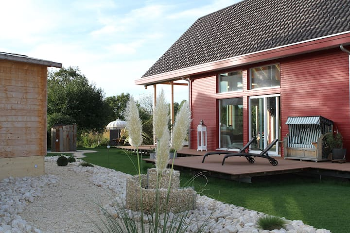 Wellnessoase - Winden - House