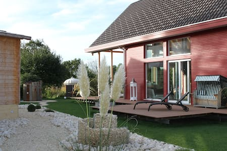 Wellnessoase - Winden - Huis